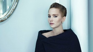 Jennifer Shrader Lawrence short haircut HD pic