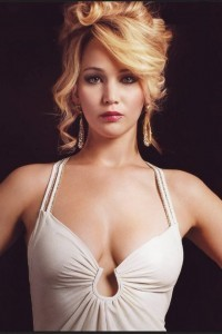 Cool Jennifer Lawrence hairstyle photo