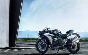 Kawasaki Ninja H2 High Definition wallpaper