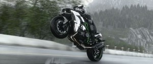 Kawasaki Ninja H2R HD wallpaper