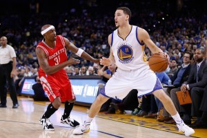 NBA: Houston Rockets at Golden State Warriors HD wallpapers