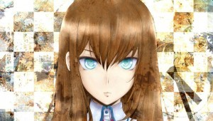 Kurisu Makise Steins Gate eyes High Resolution wallpaper