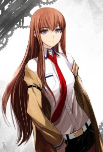 Kurisu Makise Steins Gate for Android full HD image