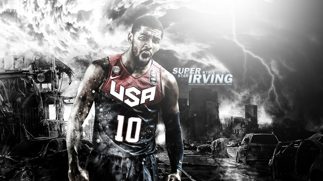 17+ Kyrie Irving wallpapers HD Logo, Cleveland, Cavs, basketball