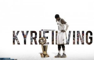 Kyrie Irving logo HD for desktop