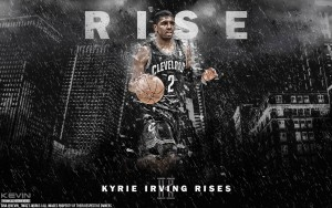 wallpaper of Kyrie Irving Cleveland