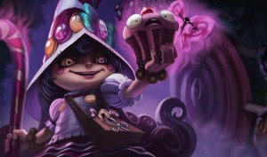 League of Legends Lulu wallpaper