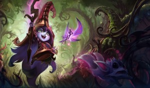 League of Legends Lulu full HD image