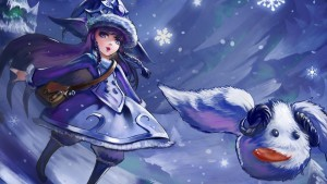 cute Lulu League of Legends High Definition