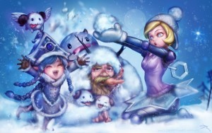 Best image of League of Legends Lulu winter