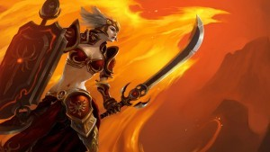 League of Legends Leona HD pic