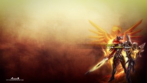 League of Legends Leona new wallpapers