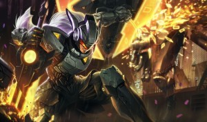 League of Legends Leona HD wallpapers