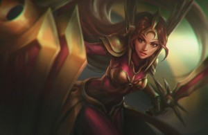 Image of Leona League of Legends