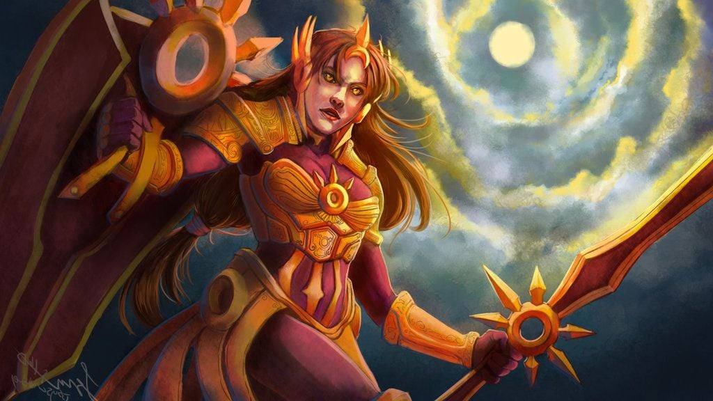 League of Legends Leona High Quality wallpapers