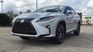 Lexus RX 350 2016 HD wallpapers