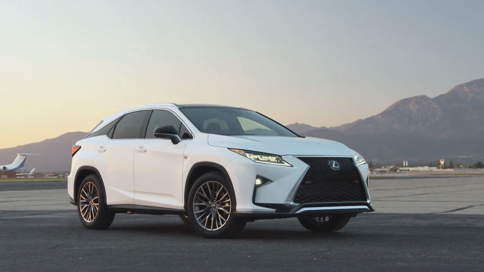 Lexus RX 350 2016 free download