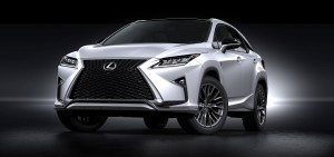 Lexus RX F sport 350 2016 themes for PC