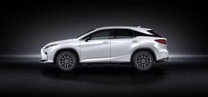 Lexus RX 350 F Sport 2016 High Quality