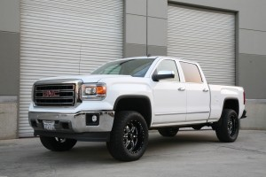 Lifted GMC Sierra High Resolution wallpaper
