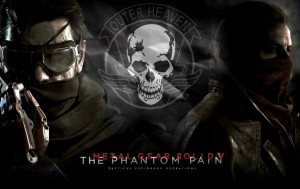Metal Gear Solid 5 The Phantom Pain wallpapers
