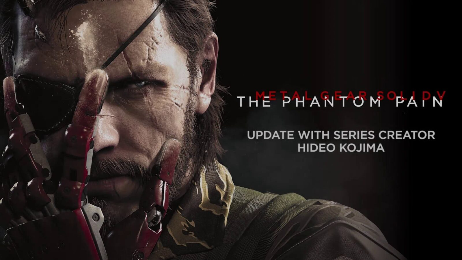 Metal Gear Solid 5 The Phantom Pain pictures