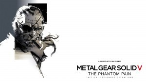 Metal Gear Solid 5 The Phantom Pain HD