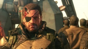Metal Gear Solid 5 The Phantom Pain pirate eye 2016