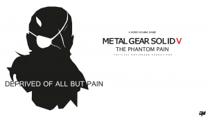 Metal Gear Solid 5 The Phantom Pain vector
