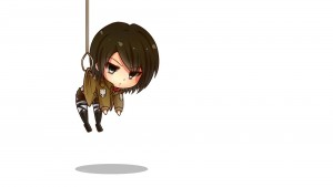 photo of Mikasa Ackerman Attack On Titan anime