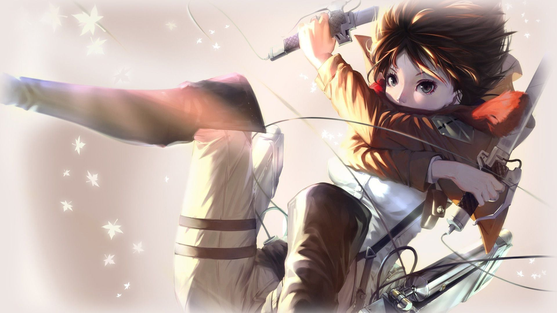 35 mikasa ackerman wallpapers hd download - Anime backgrounds hd 1920x1080 ...