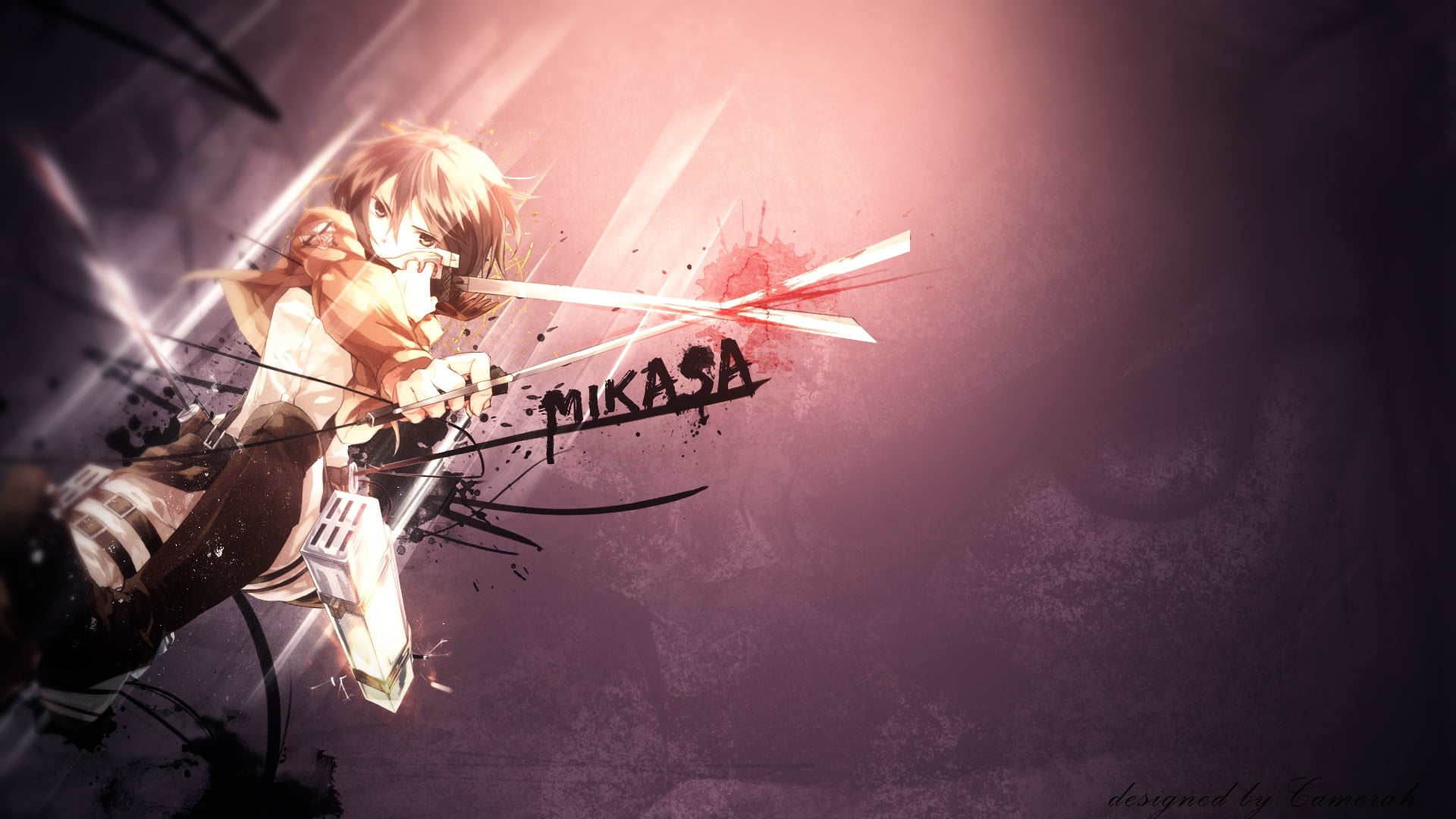 35+ Mikasa Ackerman wallpapers HD Download