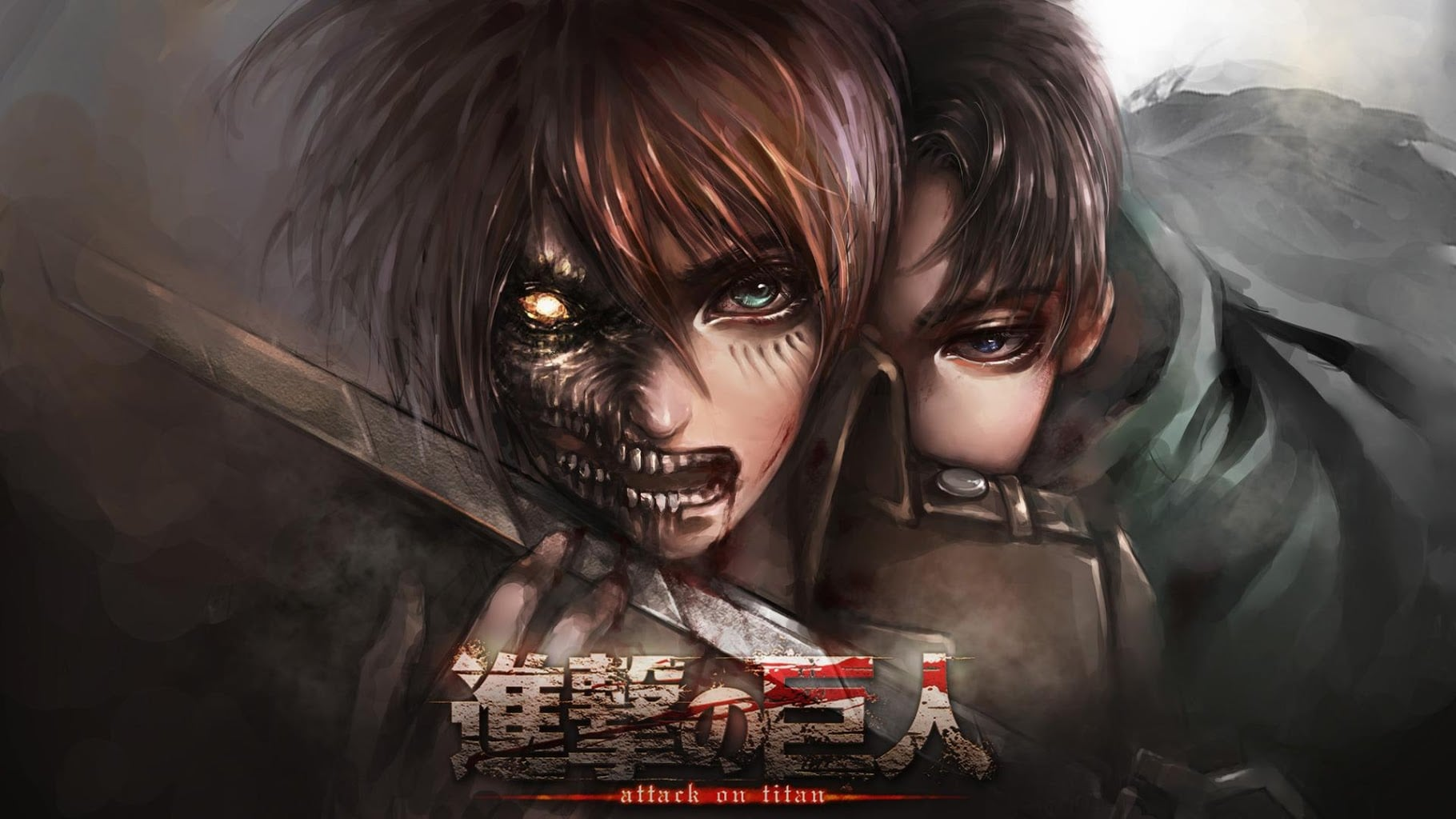 24 Attack On Titan Wallpapers Hd Download