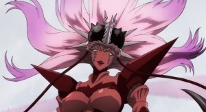 One Punch Man Mosquito Girl HD wallpapers