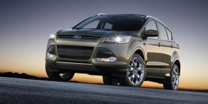 Old Ford Escape full HD image