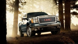 Old GMC Sierra Denali HD 1080p wallpaper