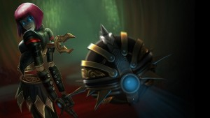 League of Legends Orianna High Quality wallpapers