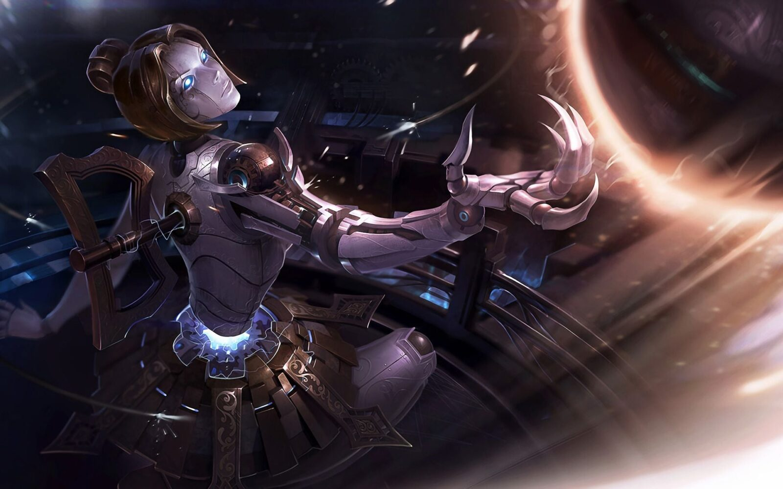 League of Legends Orianna free download