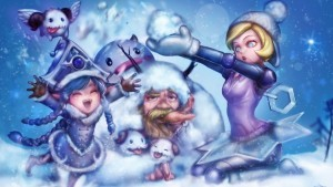 Best photo of the Orianna Christmas League of Legends