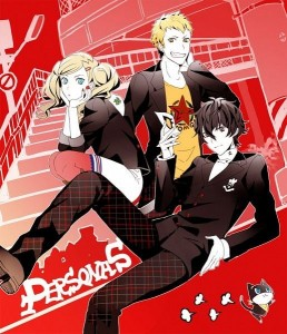 Persona 5 pictures