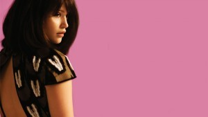 Pink Gemma Arterton new wallpapers