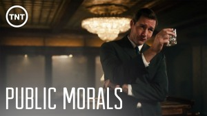 Public Morals tv series wallpaper