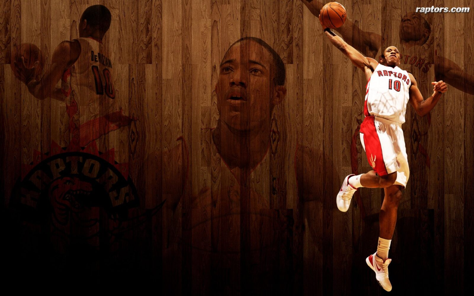 Raptors DeMar DeRozan full HD image