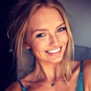 Best image of Romee Strijd smile