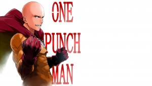 One Punch Man Saitama HD pic