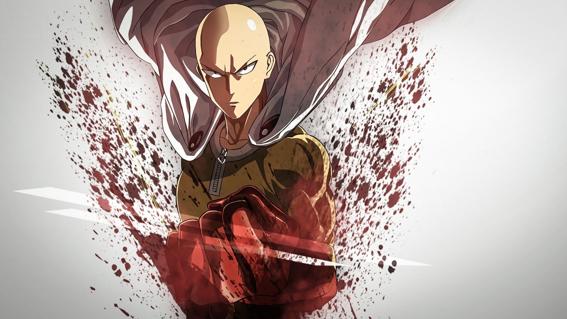 One Punch Man Saitama new wallpapers