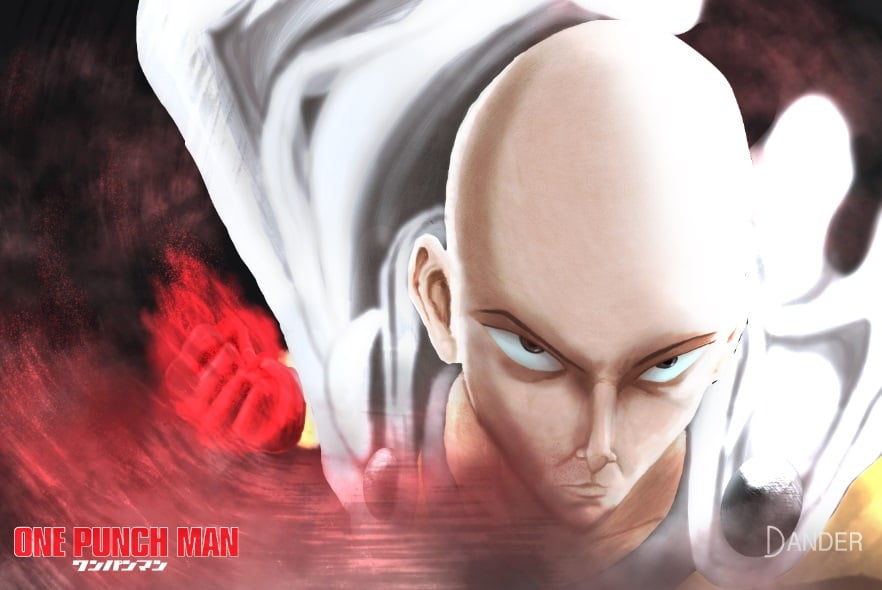 One Punch Man Saitama themes for PC