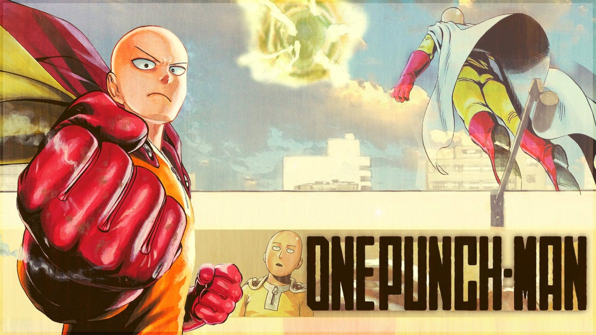 Saitama One Punch Man pictures