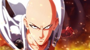 One Punch Man Saitama free download