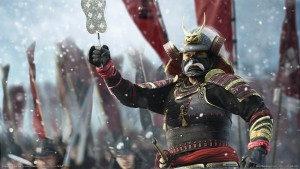 Samurai High Definition wallpaper